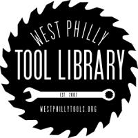 Logo-ul unei biblioteci de unelte.