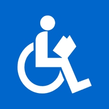 library for disabled